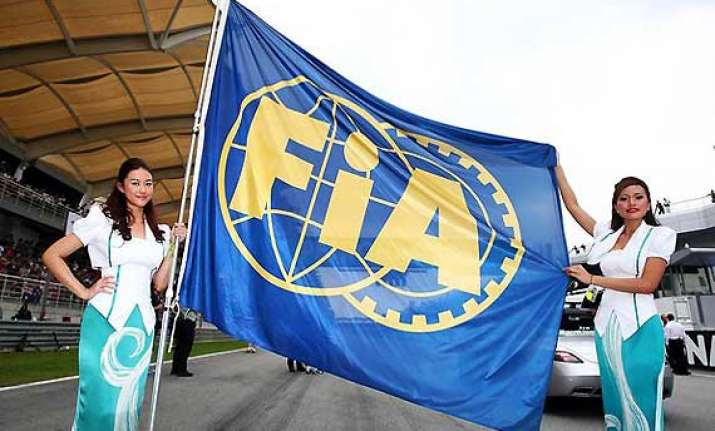 formula one no plan to introduce single fuel supply