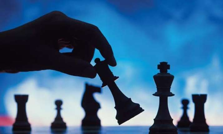 four day fide chess tournament from apr 28