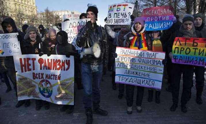gay rights a non issue for asian leaders at sochi