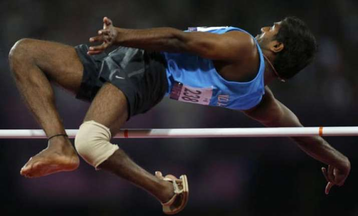 girisha nine others to participate in athletics world