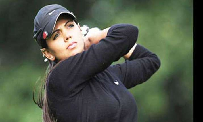 golf vani kapoor wins her second title