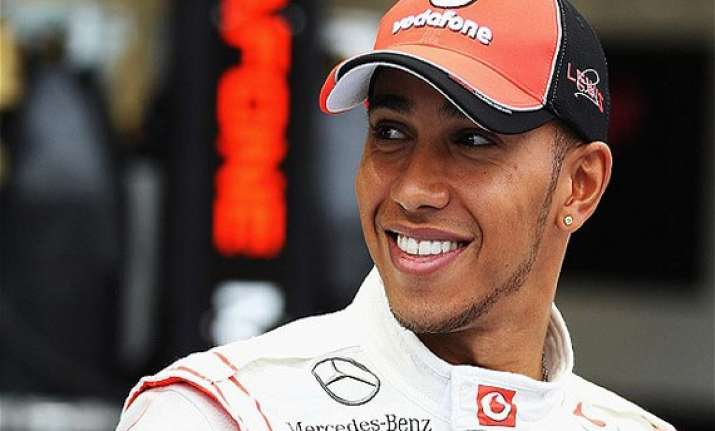 hamilton wins hungary grand prix no points for force india