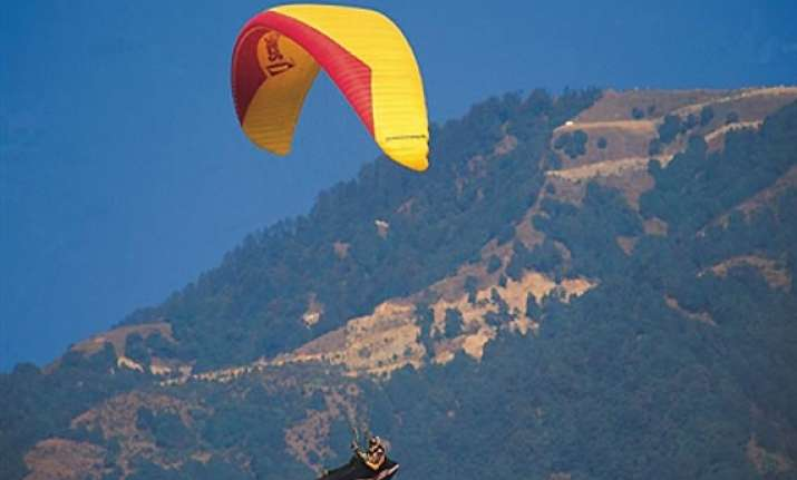 himachal to host pre world cup paragliding meet