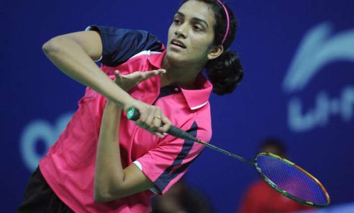 i want to become world no 1 says badminton star p v sindhu