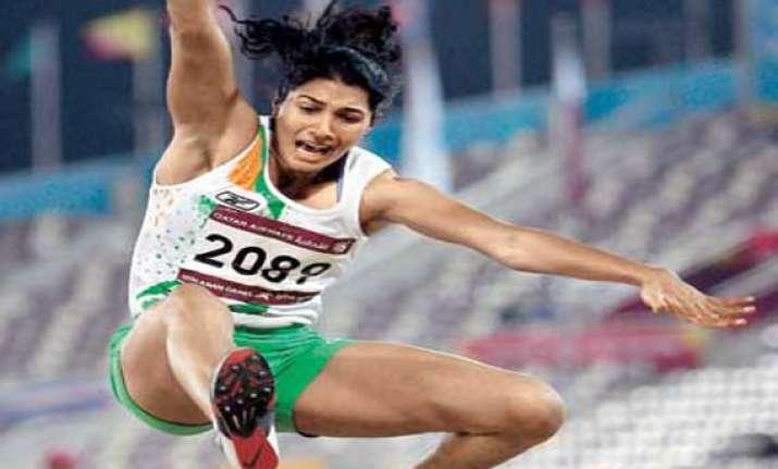 iaaf ratifies anju s gold at 2005 world championships