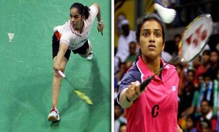 ibl badminton fraternity divided on saina sindhu battle