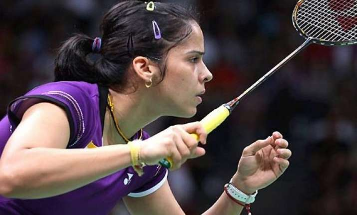 ibl saina wins one sided match against sindhu