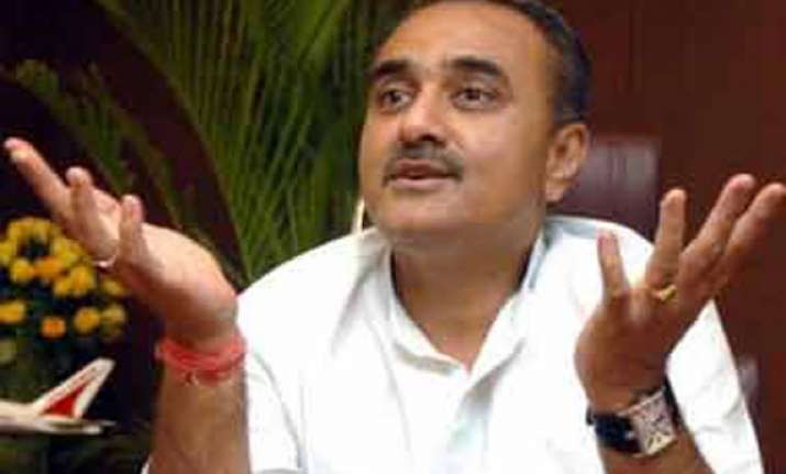 ioc should honour law of the land praful patel