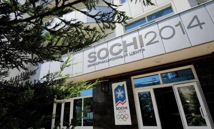 ioc delays sochi ticket process