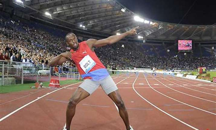 i want to be a legend says usain bolt