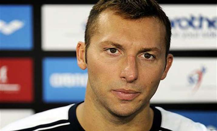 ian thorpe battling infection in sydney hospital