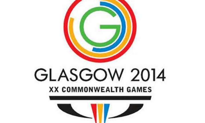 india aims top three finish in glasgow commonwealth games