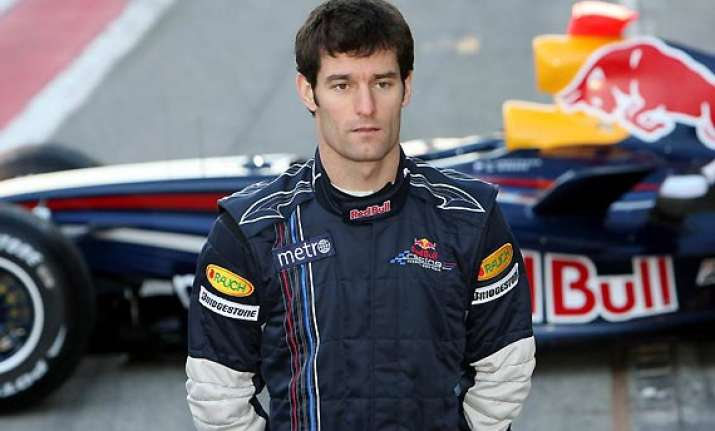 india has incredible enthusiasm for f1 says mark webber