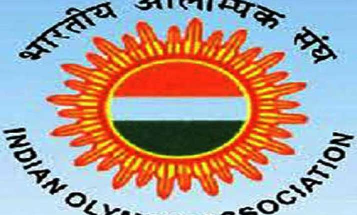 india s olympic suspension lifted