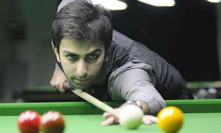 india unlikely to produce pro snooker champion soon pankaj