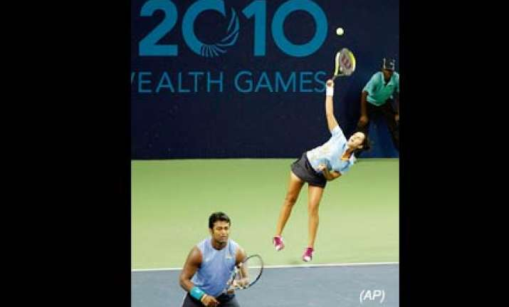 shock exit for leander sania pair