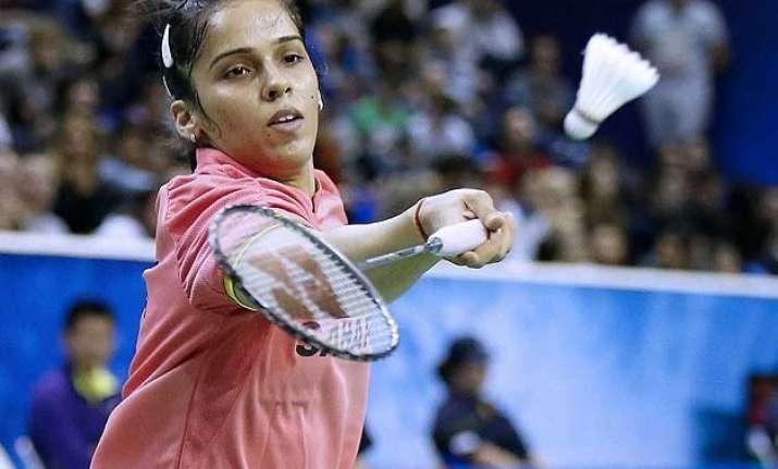 saina true role model for aspiring sportspersons tendulkar