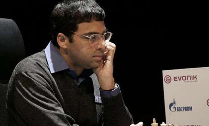 world rapid championship viswanathan anand shines but