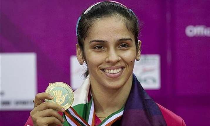 it s official saina nehwal is world s no. 1 shuttler