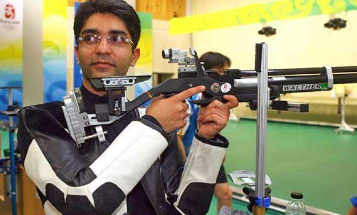 abhinav bindra elected chairman of issf athletes committee