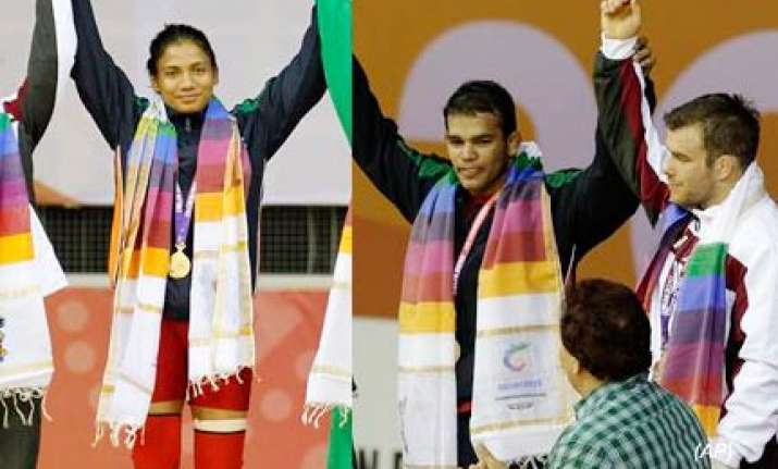 11 cwg medallists from up to get bonanza