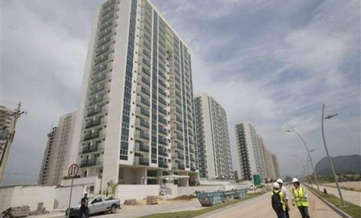 2016 athletes village set to become luxury housing