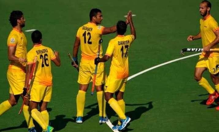 asian games india thrash sri lanka 8 0 in men s hockey