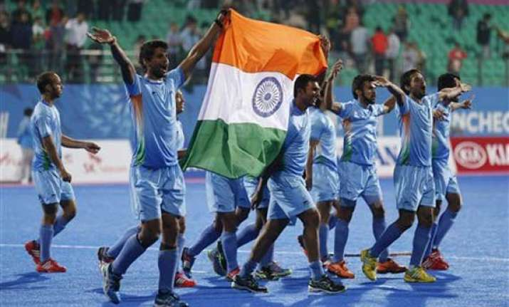 asian games spirited india win historic gold qualify for