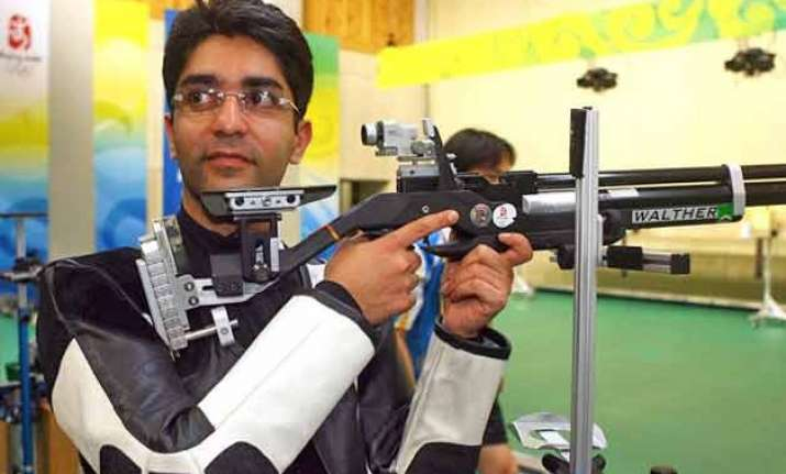 abhinav bindra quits top committee says won t be able to