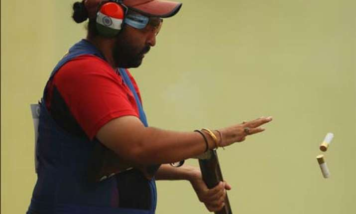 sodhi ends gold drought in shooting