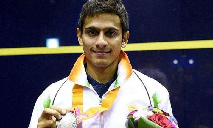 saurav ghoshal awarded best sportsperson of the year