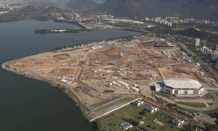 water pollution tricky issue for rio olympics