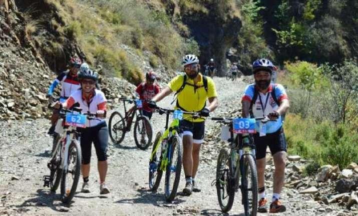 ut mtb shimla 2015 young riders from himachal shimla