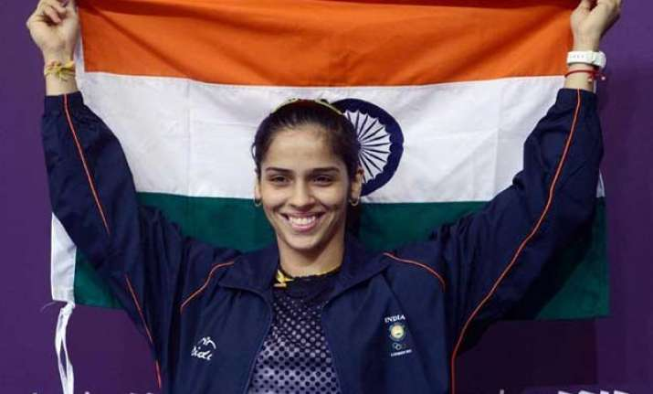 sports ministry recommends saina for padma bhushan