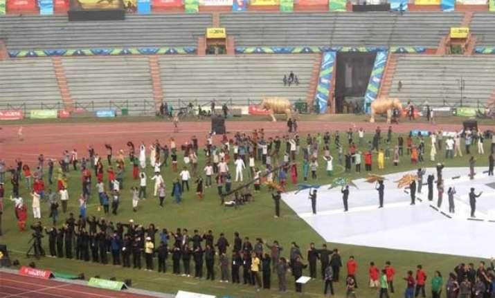 south asian games indian men women paddlers win gold