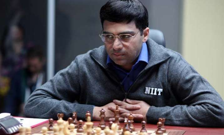 viswanathan anand beats adams to jump to second spot in