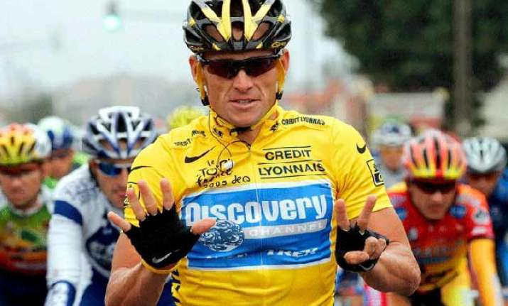 cycling leaders slammed for letting doping armstrong win