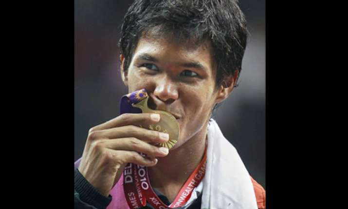 somdev wins first tennis gold for india