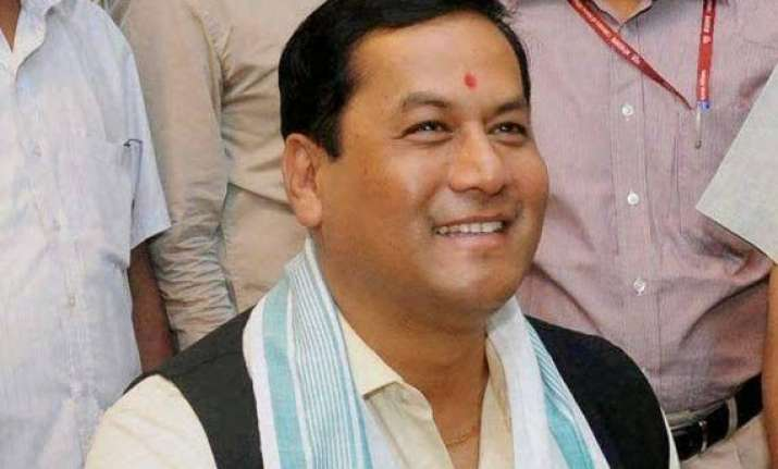 we will provide all help to hockey team for rio sonowal