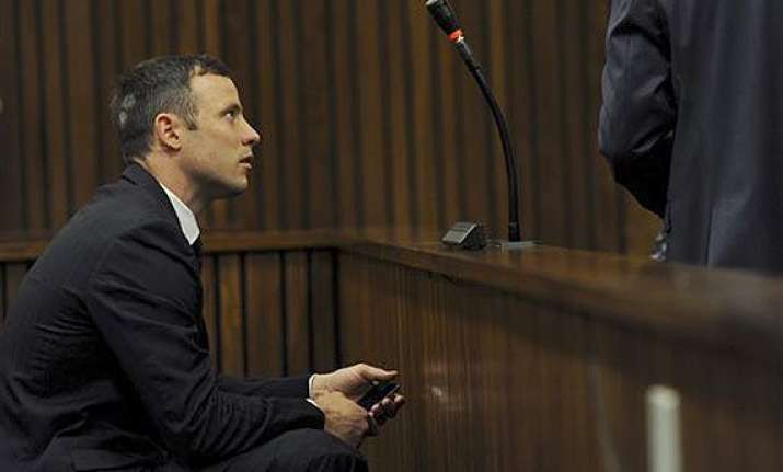 prosecutor pistorius being portrayed as victim
