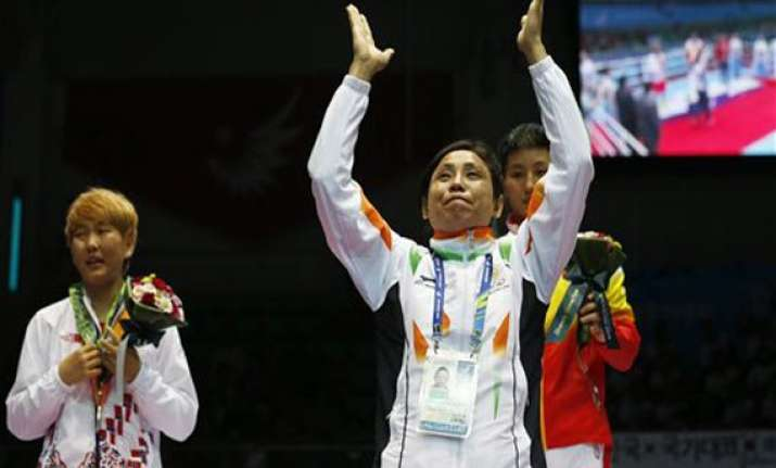 asian games olympic gold quest gives 10 lakh to aggrieved