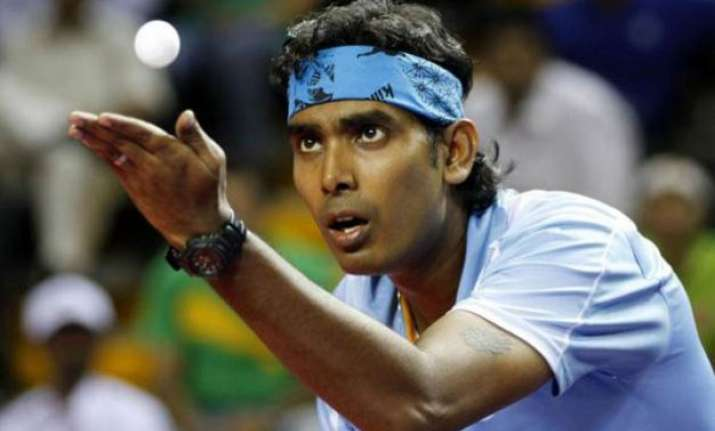kamal to lead india in world table tennis championship