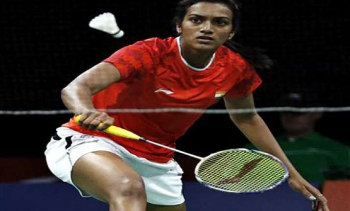 hope she improves on the bronze sindhu s father