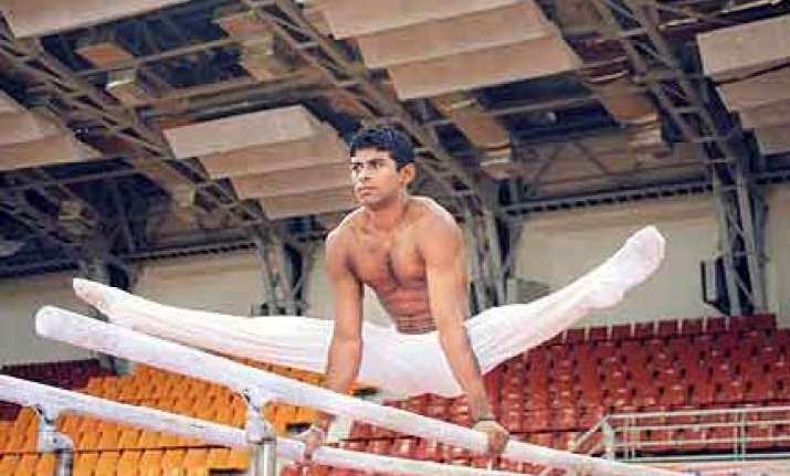 indian gymnastics getting high on hope