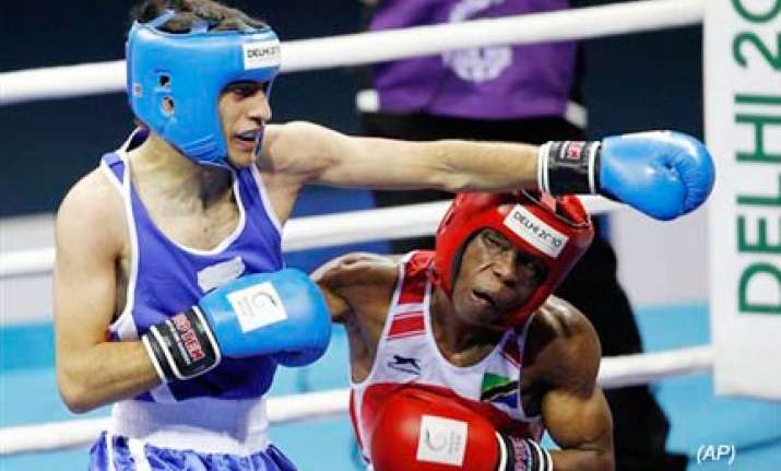indian boxers settle for 3 bronze