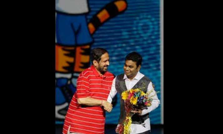 sorry cwg anthem was a disappointment says rahman