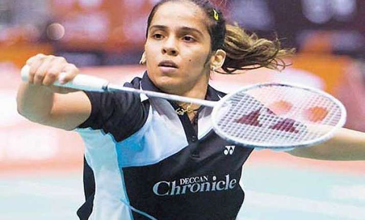 saina needs to work harder now says father