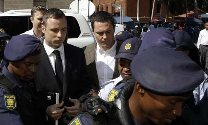 psychologist testifies before pistorius sentencing