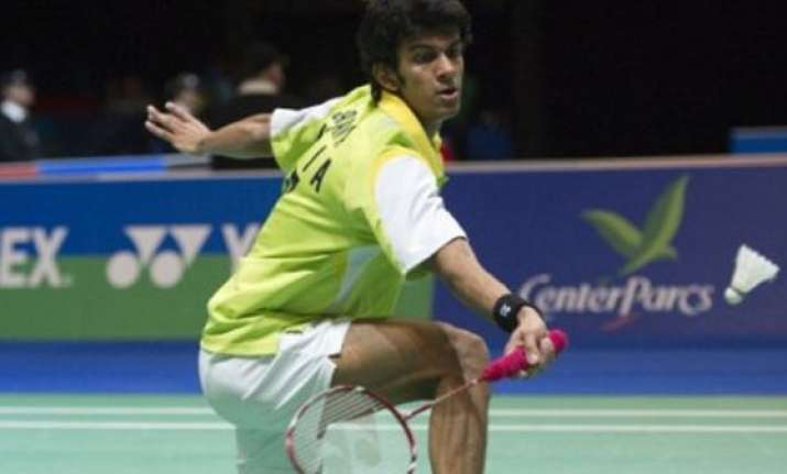 shuttler ajay jayaram ousts top seed enters final