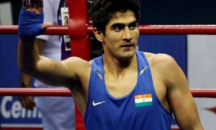 high court issues fresh notice to boxer vijender singh for